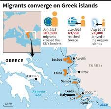 greek refugee islands